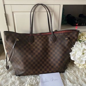 ❌Sold❌🔥💯 Authentic Neverfull GM🔥